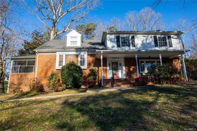 7824 Surreywood Drive, North Chesterfield, VA 23235 (MLS #1901206) :: EXIT First Realty