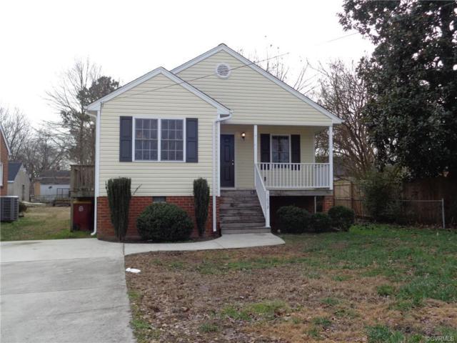 1632 Lamar Avenue, Petersburg, VA 23803 (#1901226) :: 757 Realty & 804 Homes