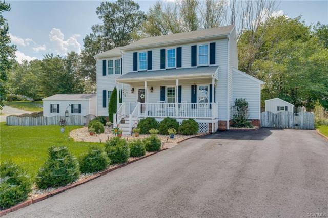 8343 Oxfordshire Place, Mechanicsville, VA 23111 (MLS #1901266) :: Small & Associates