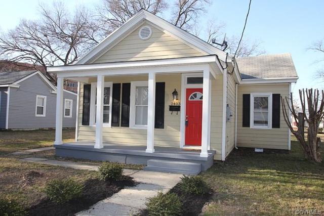 2403 Halifax Avenue, Richmond, VA 23224 (MLS #1901443) :: RE/MAX Action Real Estate