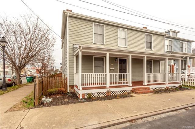 100 E 18th Street, Richmond, VA 23224 (MLS #1901458) :: EXIT First Realty