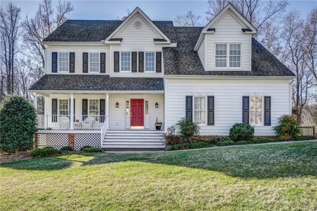 9454 Indianfield Drive, Mechanicsville, VA 23116 (#1901571) :: 757 Realty & 804 Homes