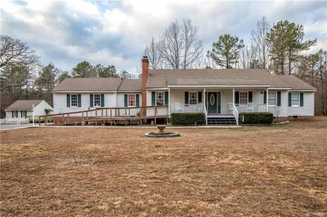 17410 Le Master Road, South Chesterfield, VA 23803 (MLS #1901572) :: EXIT First Realty