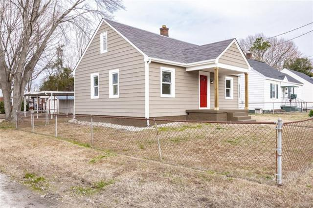 406 Dick Ewell Avenue, Colonial Heights, VA 23834 (MLS #1901597) :: HergGroup Richmond-Metro