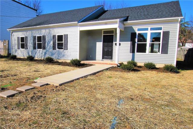 1508 National Street, Richmond, VA 23231 (MLS #1901606) :: EXIT First Realty