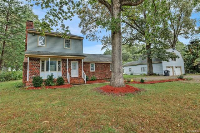 5640 Beulah Road, North Chesterfield, VA 23237 (MLS #1901644) :: EXIT First Realty