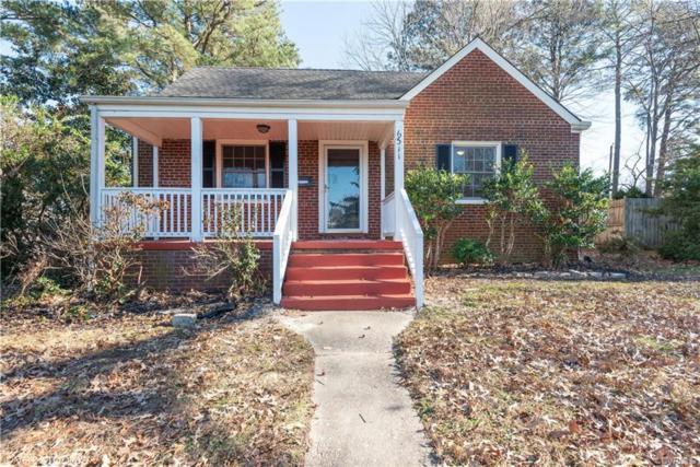 6311 Morningside Drive, Richmond, VA 23226 (#1901661) :: Abbitt Realty Co.