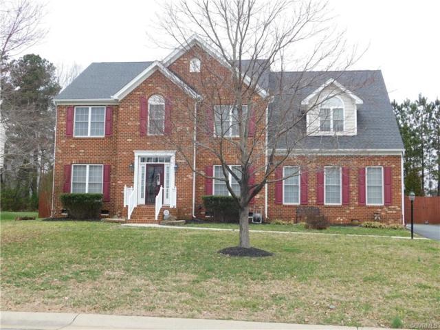6816 Alyssalaine Drive, Henrico, VA 23231 (#1901668) :: 757 Realty & 804 Homes