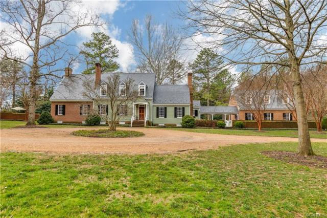 104 Fox Gate Lane, Goochland, VA 23238 (MLS #1901680) :: The RVA Group Realty