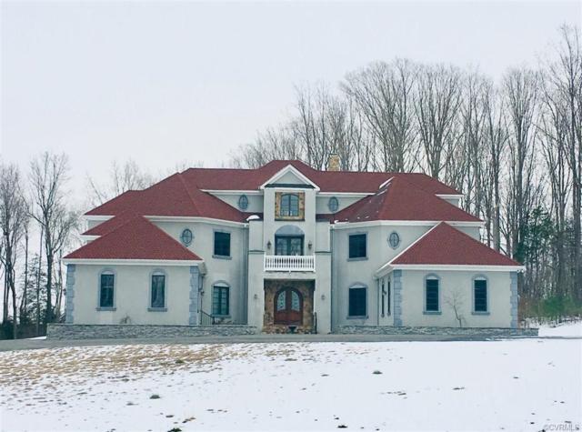 12450 Evergreen Mill Drive, Glen Allen, VA 23059 (MLS #1901738) :: EXIT First Realty