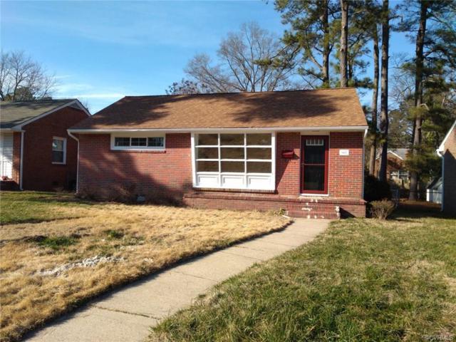 807 Hampton Road, Petersburg, VA 23805 (MLS #1901748) :: The RVA Group Realty