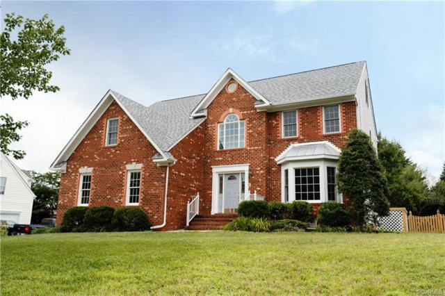 9477 Indianfield Drive, Mechanicsville, VA 23116 (MLS #1901760) :: RE/MAX Action Real Estate