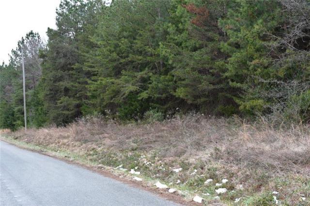 0 Watkins Road, Rockville, VA 23146 (MLS #1901761) :: HergGroup Richmond-Metro