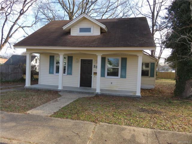 207 S 16th Avenue, Hopewell, VA 23860 (MLS #1901825) :: Small & Associates