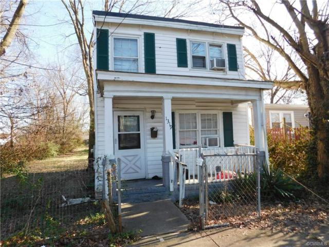 1319 N 30th Street, Richmond, VA 23223 (MLS #1901871) :: RE/MAX Action Real Estate