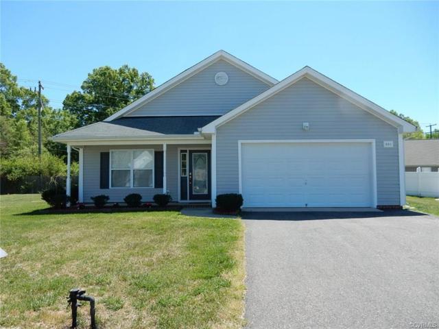 601 Sidney Street, Hopewell, VA 23860 (MLS #1901879) :: RE/MAX Action Real Estate