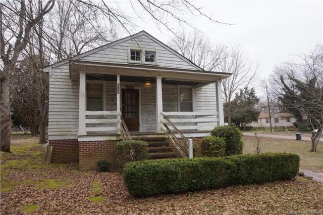818 N Henry Street, Williamsburg, VA 23185 (MLS #1901897) :: Small & Associates