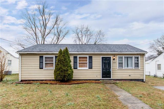 2303 Norfolk Street, Hopewell, VA 23860 (#1901912) :: 757 Realty & 804 Homes