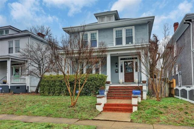 2807 Griffin Avenue, Richmond, VA 23222 (MLS #1902091) :: Small & Associates