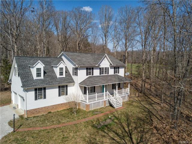 3898 Old Stage Road, Goochland, VA 23063 (MLS #1902118) :: EXIT First Realty