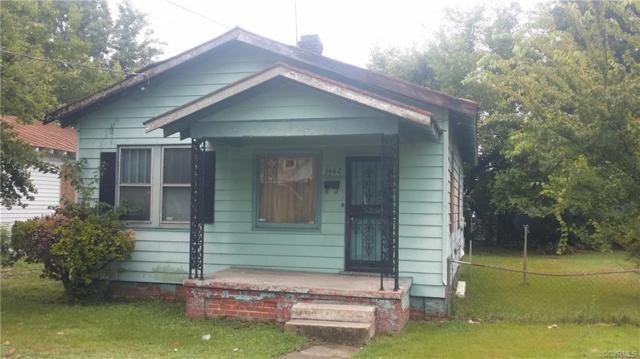 1462 Ferndale Avenue, Petersburg, VA 23803 (MLS #1902277) :: The Redux Group