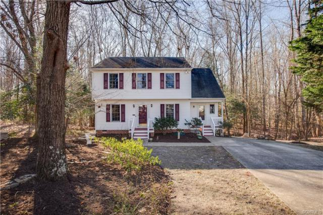 1063 Telegraph Station Lane, Glen Allen, VA 23060 (#1902310) :: Abbitt Realty Co.