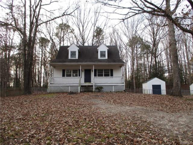 11332 Cedar Run Road, Prince George, VA 23805 (#1902573) :: Abbitt Realty Co.