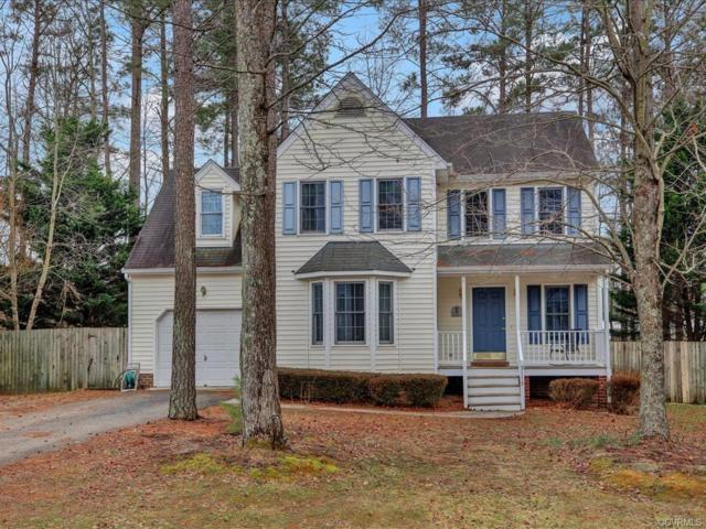 9113 Brookwood Glen Drive, Glen Allen, VA 23060 (#1902723) :: Abbitt Realty Co.