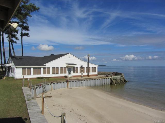 198 E Shore Drive, Gwynn, VA 23066 (MLS #1903133) :: RE/MAX Action Real Estate