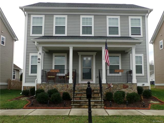 17278 Day Lily Drive, Ruther Glen, VA 22546 (MLS #1903171) :: The RVA Group Realty