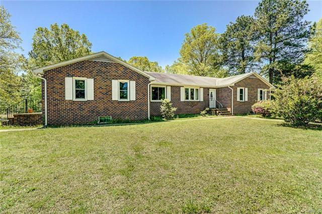 6523 Tranquility Lane, Sutherland, VA 23885 (MLS #1903455) :: The RVA Group Realty