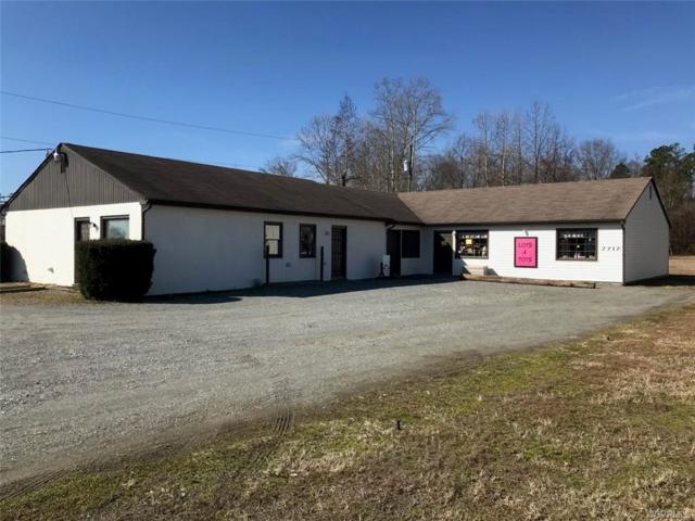 7717 Richmond Tappahannock Highway, Aylett, VA 23009 (MLS #1903501) :: Small & Associates