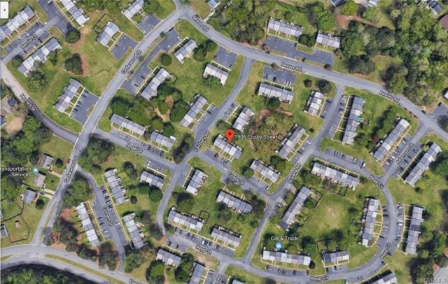 1906 Cosby Street, Highland Springs, VA 23075 (MLS #1903612) :: The RVA Group Realty