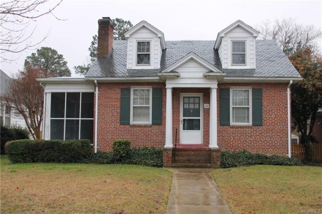 1221 Windsor Avenue, Richmond, VA 23227 (#1903666) :: Abbitt Realty Co.