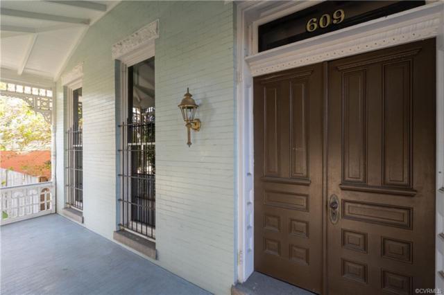 609 W Cary Street, Richmond, VA 23220 (MLS #1903904) :: Small & Associates