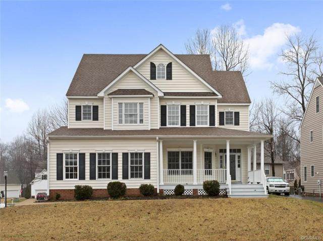 9083 Haversack Lane, Mechanicsville, VA 23116 (MLS #1903956) :: HergGroup Richmond-Metro