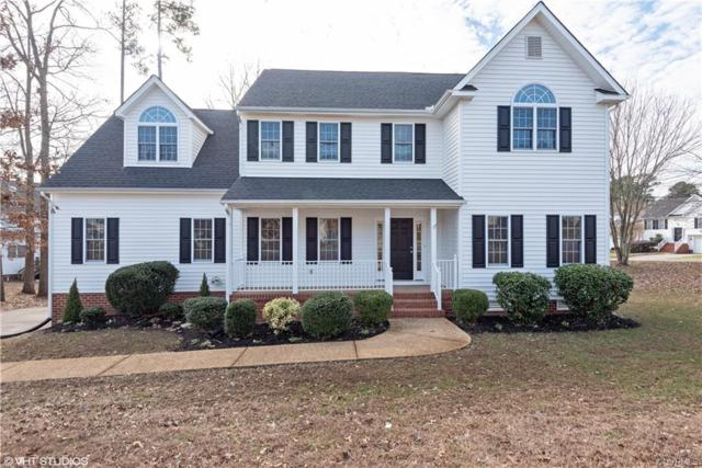 3619 Ivyridge Drive, Chester, VA 23831 (MLS #1903986) :: The RVA Group Realty
