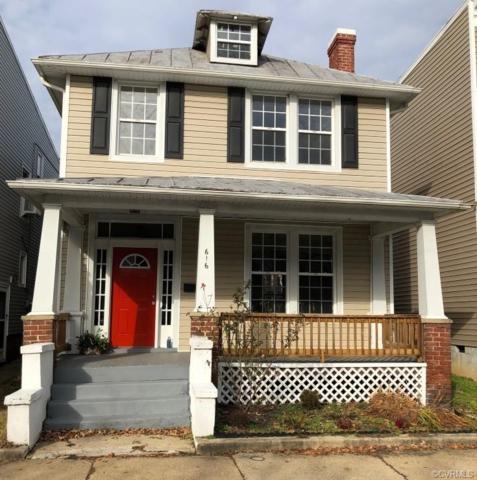 616 N 33rd Street, Richmond, VA 23223 (MLS #1904011) :: The RVA Group Realty