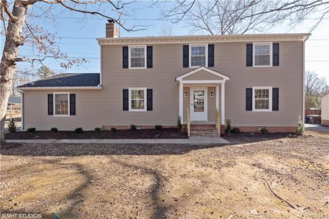 1907 Forestdale Drive, North Chesterfield, VA 23235 (MLS #1904039) :: The RVA Group Realty