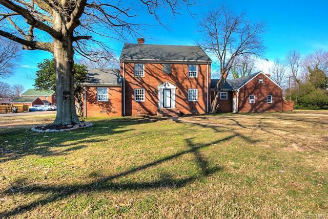1290 Broad Rock Boulevard, Richmond, VA 23224 (MLS #1904045) :: The RVA Group Realty