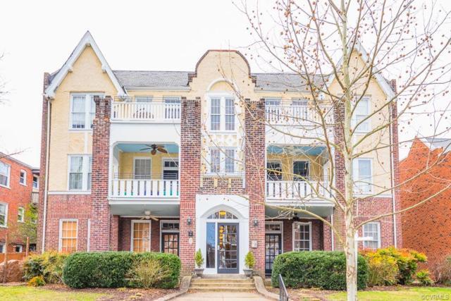 3105 Patterson Avenue #11, Richmond, VA 23221 (MLS #1904084) :: Small & Associates
