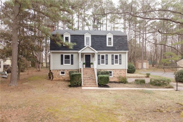 8024 Queen Scot Drive, Chesterfield, VA 23235 (#1904359) :: 757 Realty & 804 Homes