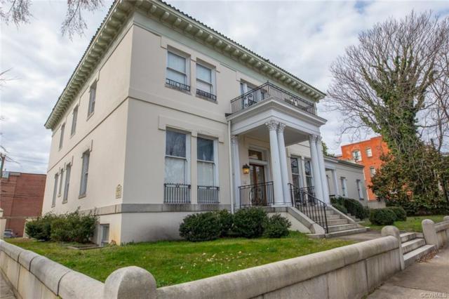 1101 W Grace Street #9, Richmond, VA 23220 (MLS #1904435) :: Small & Associates