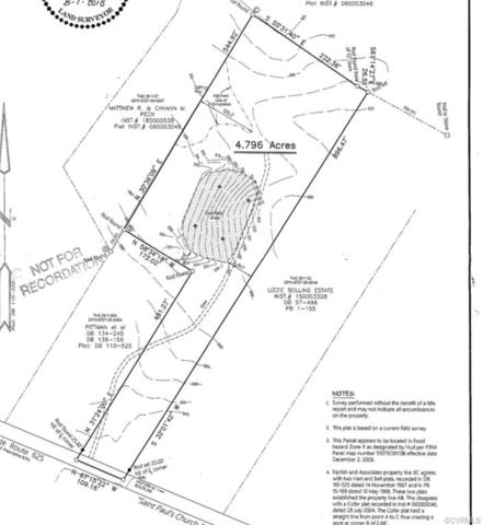 0 Saint Pauls Church Road, Goochland, VA 23063 (MLS #1904534) :: HergGroup Richmond-Metro