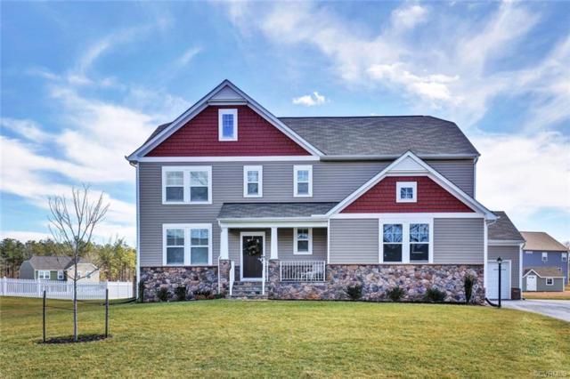 10121 Cameron Ridge Drive, Ashland, VA 23005 (MLS #1904568) :: EXIT First Realty