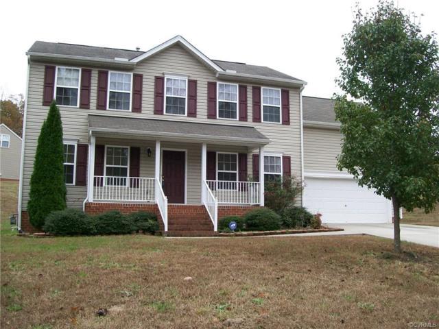 3207 Ellenbrook Drive, Chester, VA 23831 (#1904572) :: 757 Realty & 804 Homes