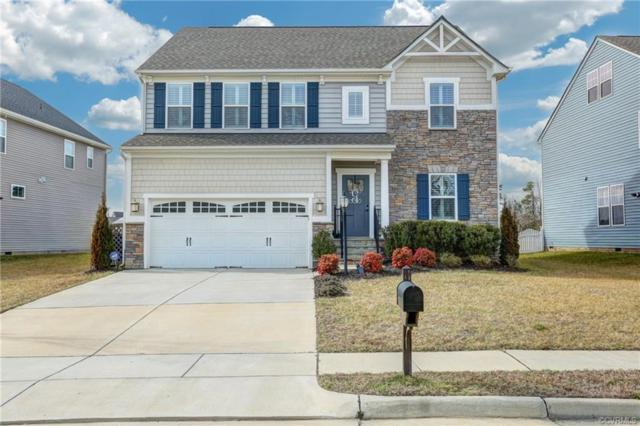 9523 Thornecrest Drive, Hanover, VA 23116 (#1904626) :: 757 Realty & 804 Homes