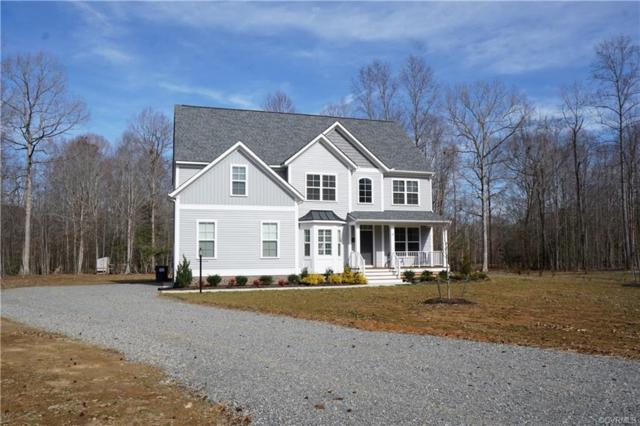 11001 Creeks Edge Road, New Kent, VA 23124 (MLS #1904633) :: The RVA Group Realty