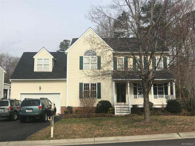 1725 Winbury Drive, Midlothian, VA 23114 (#1904685) :: 757 Realty & 804 Homes