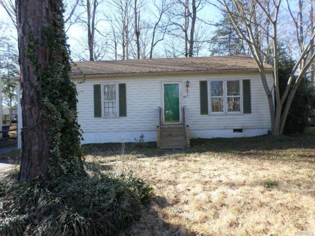 1412 Twilight Lane, North Chesterfield, VA 23235 (#1904713) :: 757 Realty & 804 Homes